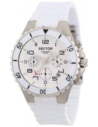 Orologio Sector cronografo 175 Bianco