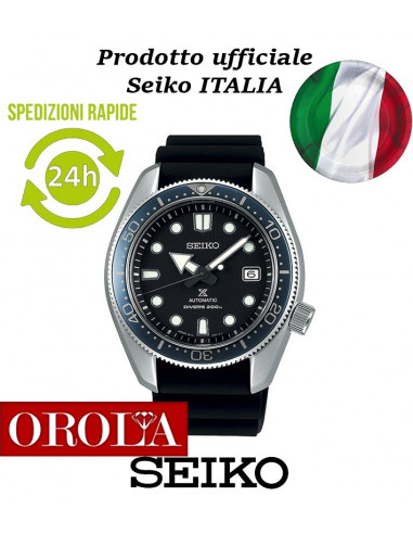 Seiko Diver's re interpretation 1968 SPB079J1 - orola.it