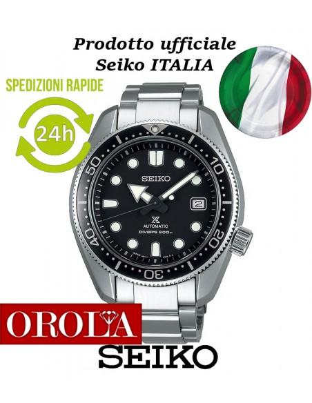 Seiko Diver's re interpretation 1968 SPB077J1 - orola.it