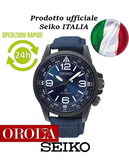 Seiko Prospex Automatico Bussola SRPC31K1 - orola.it