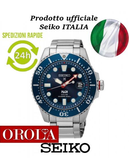 Seiko Prospex Edizione speciale PADI SNE435P1 - orola.it