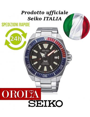 Seiko Prospex Samurai Edizione speciale PADI SRPB99K1 - orola.it