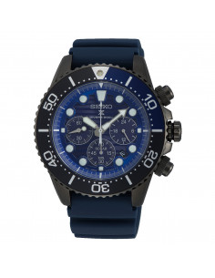 Seiko Save the ocean black edition Prospex SSC701P1 - orola.it