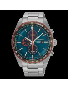 Seiko Sport chronografo solare SSC717P1 - orola.it