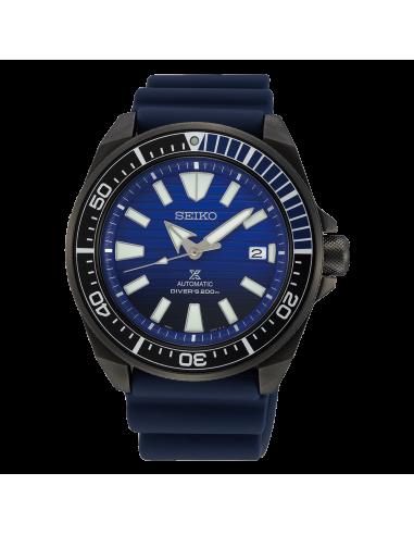 Seiko Save the ocean black edition samurai SRPD09K1 - orola.it