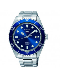 Seiko 5 Sports dial Blu SRPB89K1 - orola.it