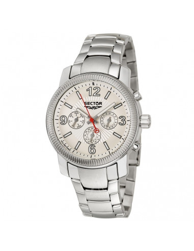 Orologio Sector Action 500 Bianco