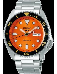Seiko 5 Sport Orange Sunset SRPD59K1 - orola.it
