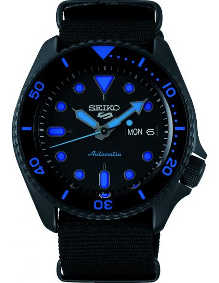 Seiko 5 Sport Street Black Mamba SRPD81K1 - orola.it