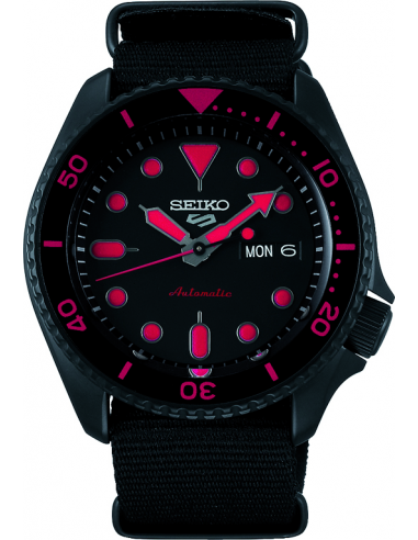 Seiko 5 Sport Street Darth Maul SRPD83K1 - orola.it