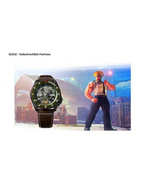 Seiko 5 Sport Street Fighter GUILE SRPF21K1 - orola.it