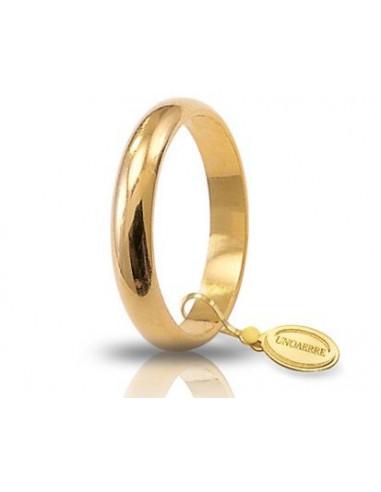 Fede Classica gr.5 in oro giallo 50AFN1 - orola.it