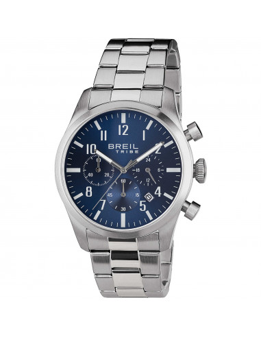 Breil Tribe Classic Elegance Extension cronografo blu