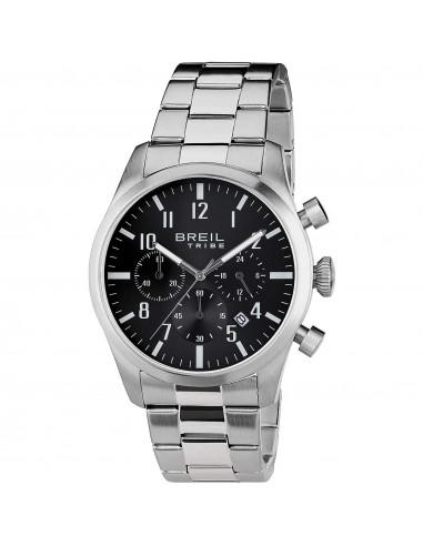 Breil Tribe Classic Elegance Extension cronografo nero