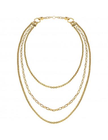Collana donna Brei Kaleido multi indosso TJ3004 - orola.it