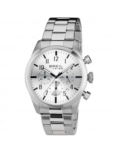 Breil Tribe Classic Elegance Extension cronografo bianco