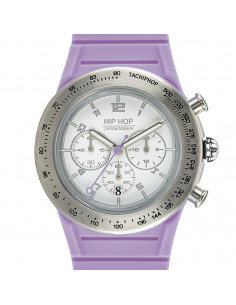 HipHop Chrono 39mm ORCHID BLOOM