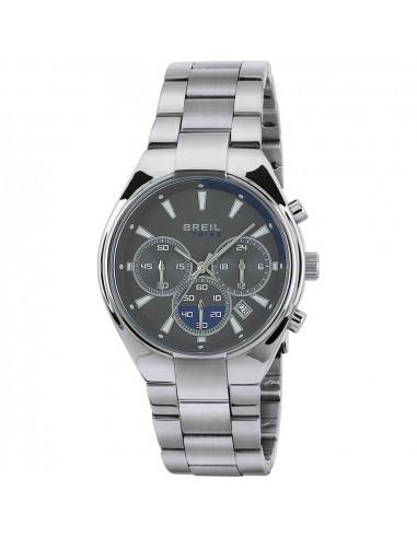 Breil Space cronografo grigio e blu