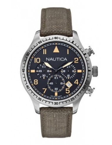 Nautica orologio cronografo navy