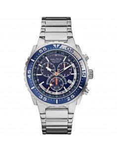 Nautica cronografo blu e...